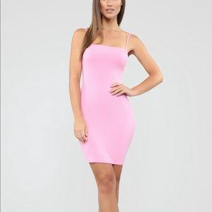 Kaia ribbed mini dress